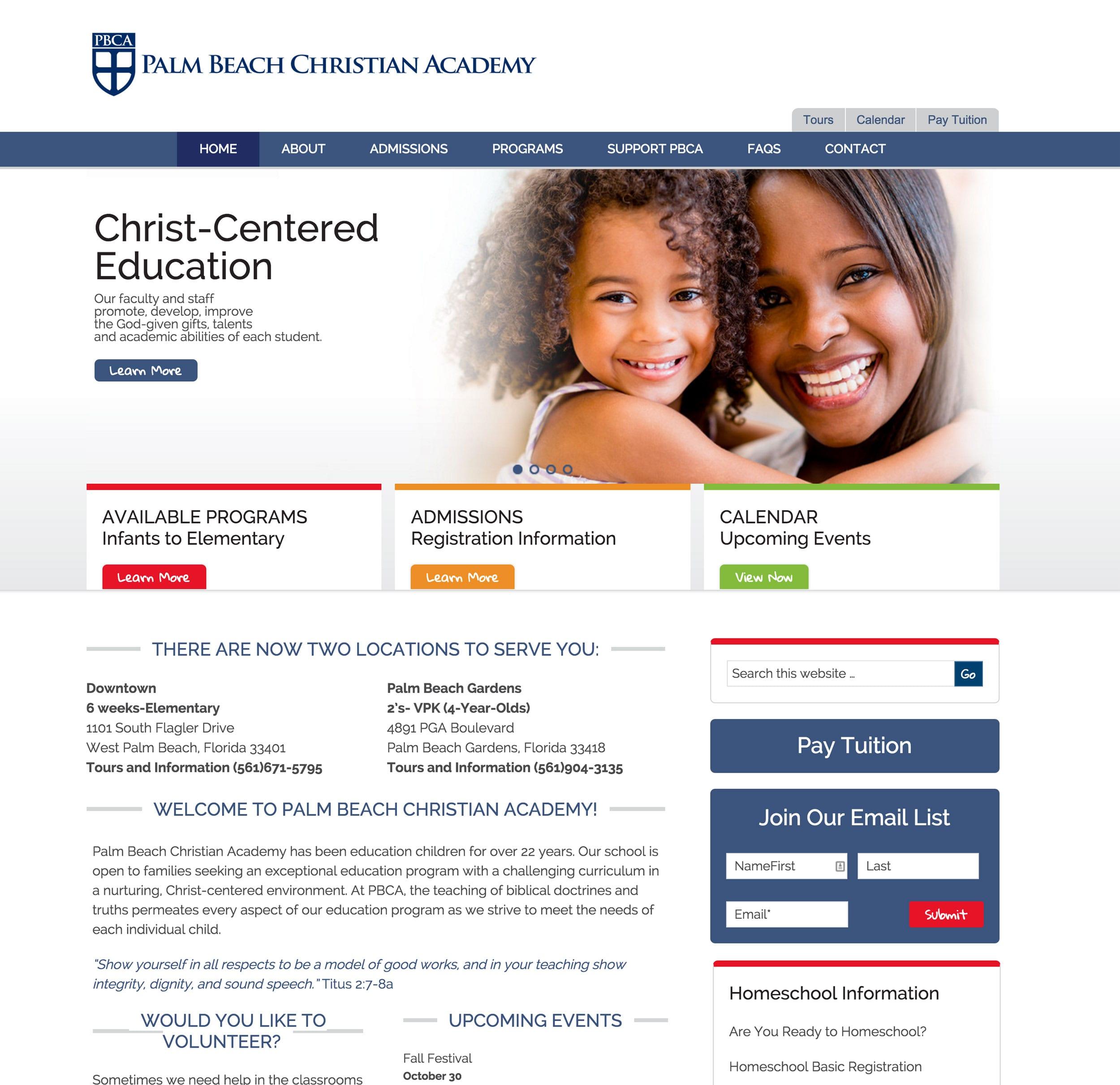 Palm Beach Christian Academy