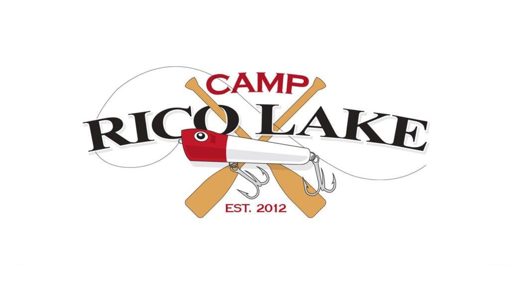 Camp Rico Lake