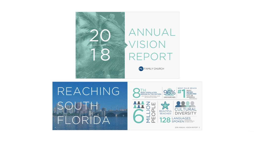 Family Church Annual Report